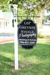 Outdoor Custom Wood Sign For Company Business Or Home Advertising Your Logo