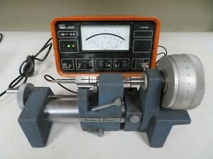 Brown Sharpe Ultra Mike Bench Micrometer Comparator 599 246 Nc74