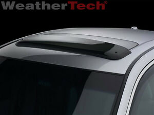 Weathertech No drill Sunroof Wind Deflector For Accord Civic Cr v Odyssey