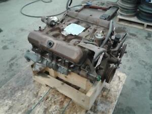 1968 1969 Oldsmobile 400 442 Cutlass Engine Assembly Head Core