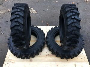 4 Hd 5 70 12 Solideal camso Sks532 Skid Steer Tires 5 70x12