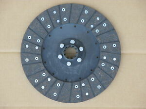 Clutch Plate For Ih International Farmall F 20 M Md Mdv Mv T 6 Td 6 Td 9