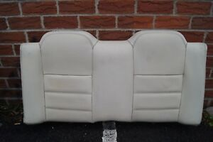 1995 Jaguar Xjs Convertible Rear Seat Back