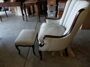 Duncan Phyfe Furniture Couch Chairs Stool For Restoration Need A Project