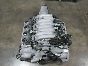 1998 2000 Lexus Gs400 Ls400 Sc400 Jdm Engine And Transmission 1uz fe 4 0l V8