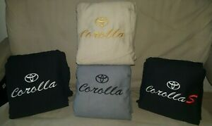 Toyota Corolla 2005 2013 Seat Covers Full Set