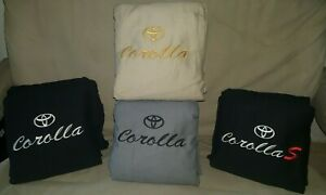 Toyota Corolla 2014 2019 Seat Covers Full Set