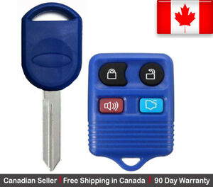 1 Replacement Keyless Remote Key Fob For Ford Lincoln Mazda Mercury 80 40 Chip