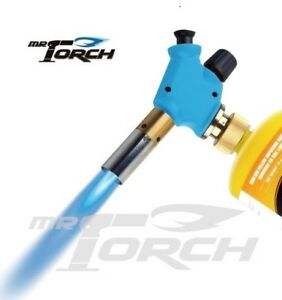 Mr Torch Handy Propane Mapp Torch Electric Push Button Start Dab 710