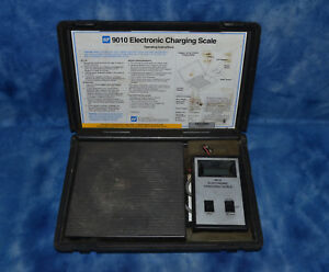 Robinair Tif 9010 Slimline Refrigerant Electronic Charging Recover Scale