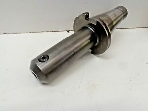 Devlieg Microbore Nmtb 50 5 8 End Mill Holder 5 Projection Cmga Stk12261z