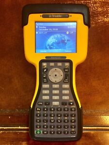 Trimble Tsc2 Tds Ranger Survey Data Collector Total Station Gps Robotics Pro