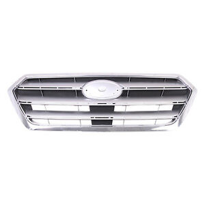 Front Grille Fits 2015 2017 Subaru Legacy 104 60210a