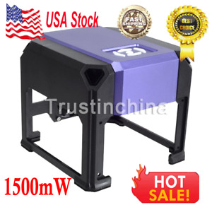1500mw Usb Laser Engraver Diy Logo Printer Cutter Mark Carver Engraving Machine