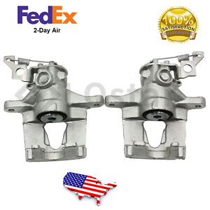 New Rear Left And Right Brake Caliper Fits Jaguar X Type Cf1 Estate 2003 2009