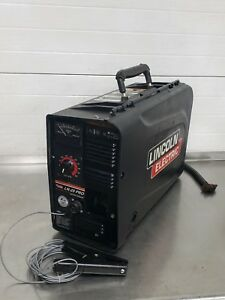 Lincoln Portable Ln 25 Pro Extra Torque Wire Mig Suitcase Feeder Welder