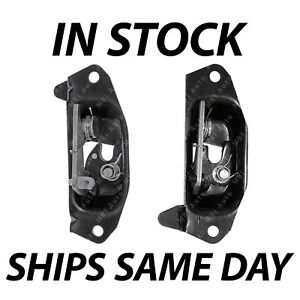 New Left Right Tailgate Latches Set For 1999 2006 Chevy Silverado Gmc Sierra
