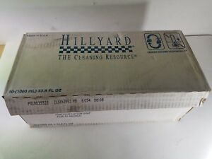 Case Of 10 33 8oz Hillyard Commercial Pink Plus Lotion Soap 7124 10 b6c00lg
