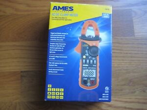 Ames Instruments Ac dc True rms Digital Clamp Meter Cm610a Catlll 600v