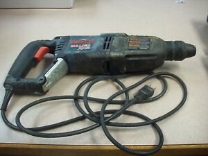 Bosch 11255vsr Bulldog Xtreme Sds plus Speed Rotary Hammerdrill 6 5 Bit