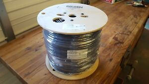 Belden 28326as 4 18 Awg 4 Cond Shielded Communication Tray Cable Wire 1000 Ft