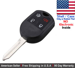 1x New Replacement Keyless Remote Key Fob Case For Ford Mazda Lincoln Shell