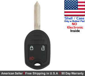 1x New Replacement Keyless Entry Remote Key Fob Case For Ford Mazda Shell