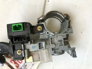 2003 Honda Accord Steering Column Ignition Starter Switch W Key Oem 31