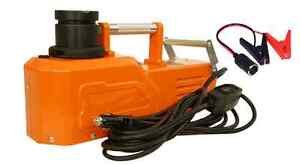 Electric Hydraulic Jack lifts 10 Tons