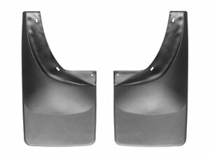Weathertech No drill Mudflaps For Dodge Ram Truck W out Ff 2006 2008 Rear Pair