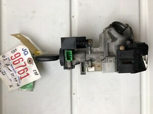 2003 Honda Accord Lx Steering Column Ignition Starter Switch W Key Oem 19