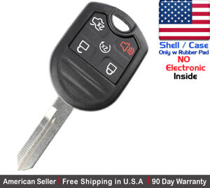 1x New Replacement Keyless Remote Key Fob Case For Ford Lincoln Mazda Shell