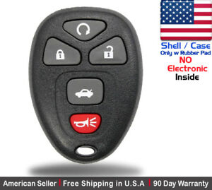 1x New Replacement Keyless Entry Remote Control Key Fob Case For Gm Chevy Shell
