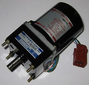 Japan Servo Induction 50 Hz Motor W Capacitor 115 V 18 Watts 283 Rpm 1 5