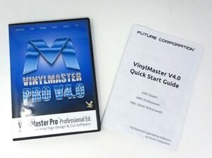 Vinylmaster Pro V4 0 Professional Vinyl Sign Design Cut Software