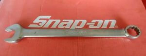 Snap On Tools 1 Flank Drive Plus 12 Pt Combination Wrench Soex32