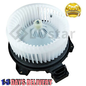 Heater A c Blower Motor W fan Cage Fit Compass Accord Edge Dts Pilot Mkx Rdx Tsx