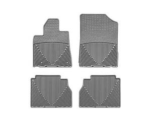 Weathertech All Weather Floor Mats For 2007 2011 Tundra Crewmax Double Cab