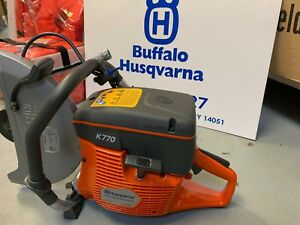 Husqvarna New K770 Replaces K760 14 Concrete Cutoff Saw blade Not Included