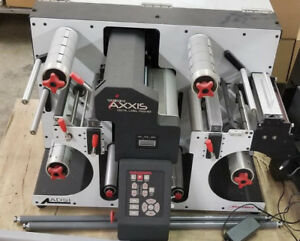 Tech Axxis Digital Label Finisher Als 850