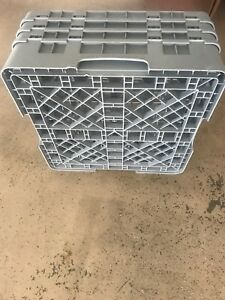 11 Glass Rack With Extension