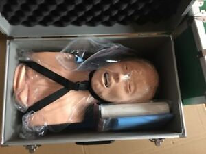 Airway Management Model Healthcare Training Airway Manikin Patient Simulators