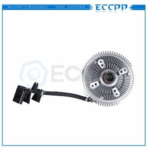 Electric Engine Cooling Fan Clutch Fits For 2002 2009 Gmc Envoy 4 2l L6