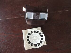 1958 Edsel Original ranger View Master Reel With The View Master
