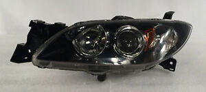 Used Mazda3 Sdn W Hid 2004 2006 Driver Side Oem Headlight