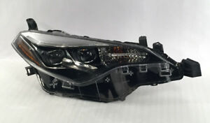 Used Toyota Corolla Multi led 2 Projector Lenses 17 18 Right Side Oem Headlight