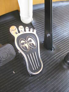 Mooneyes Large Foot Gas Pedal Vw Bug Small Buggy Customs Hot Rod Ships Free