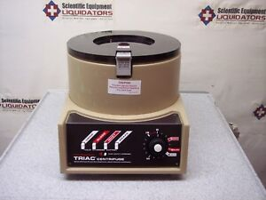 Clay Adams 420200 Triac Centrifuge