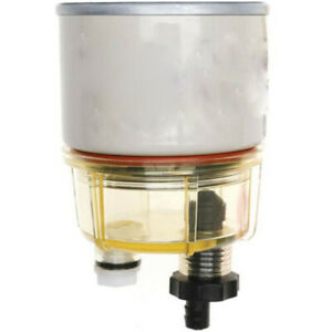 Fuel Filter Water Separator Spin On R12t 120a Replacement Element For Racor