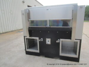 Woodstone Pizza Stone Deck Oven 8645 Natural Gas Barely Used